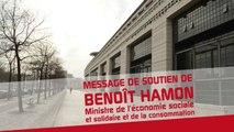 Municipales 2014 - Montigny-le-btx - Soutien de benoit hamon