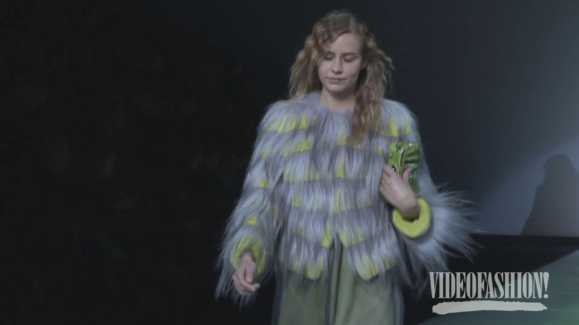 Giorgio Armani – FIRST LOOK – Milan Fashion Week 2014
