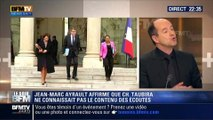 Le Soir BFM: Sarkozy sur écoute: Manuel Valls et Christiane Taubira étaient au courant, selon le Canard enchaîné - 11/03 1/6
