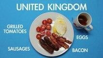 17 petits déjeuners à travers le monde