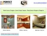 Office Interior Designers - Interior Design in Bangalore