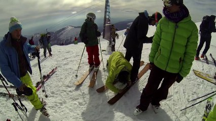 FOREST SKIS test 2014