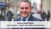 """Xavier Bertrand : """"Pierre-Mathieu Duhamel n'est pas pour rien dans le fait que je sois devenu ministre"""""""