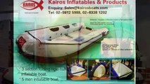 Kairos Inflatables, Kairos canoes & Pioner Boats by Kairos Singapore Holdings Pte Ltd.