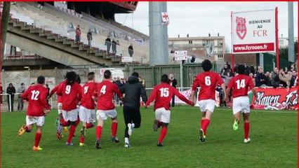 Bande Annonce - F.C.R - REIMS - 16-3-14 - Gambardella 8ème de finale