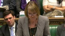 Harman and Clegg clash during PMQs