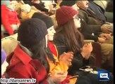 Dunya News - CM Khattak opens 5-days skiing festival in Malam Jabba