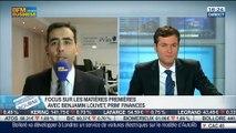 Focus sur les matières premières: la chute des cours du cuivre: Benjamin Louvet, dans Intégrale Bourse - 12/03