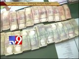 Black money worth 5 lakhs seized from 3