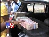 Black money worth 12 lakhs seized in Patancheru