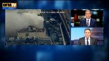 Explosion à New York: le bilan provisoire fait état d'un mort et de 16 blessés - 12/03