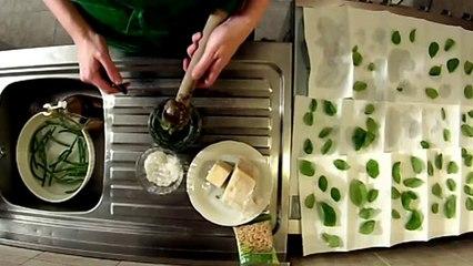 Il Pesto A.S.M.R. (Pesto Sauce)