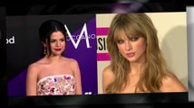 Taylor Swift Feuding with Selena Gomez