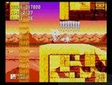 Sonic The Hedgehog 3 & Knuckles as Sonic & Tails Sandopolis Zone