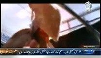 Target (Karachi Mein Murdah Murghi ki Froght Khule Aam Jari) – 12th March 2014