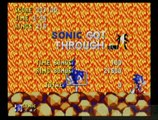 Sonic The Hedgehog 3 & Knuckles as Sonic & Tails Lava Reef Zone