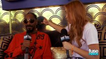 "Snoop Dogg to Brandi Cyrus: ""Why You Look Like Miley Cyrus?"""