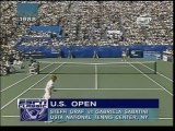 US Open 1988 Final - Steffi Graf vs Gabriela Sabatini FULL MATCH