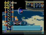 Sonic The Hedgehog 3 & Knuckles as Sonic & Tails Death Egg Zone