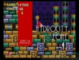 Sonic The Hedgehog 3 & Knuckles as Knuckles Hydrocity Zone