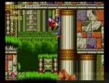 Sonic The Hedgehog 3 & Knuckles as Knuckles Marble Garden Zone