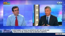 Eurotunnel vise un Ebitda de 500 millions d'euros pour 2015: Jacques Gounon, dans GMB – 13/03