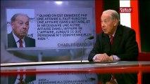 Valls ne savait rien ? «Difficilement crédible» pour Charles Pasqua