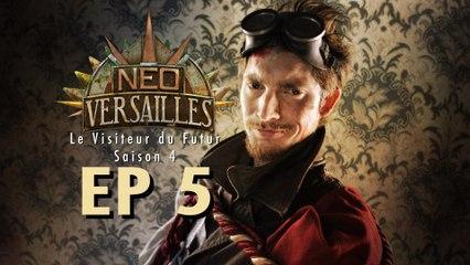 Le Visiteur du Futur - Neo-Versailles - 4x05 - Le Bal