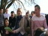 """""""La Force de l'Engagement"""" - Annonce Grande Réunion Publique du mardi 18 mars 2014"""
