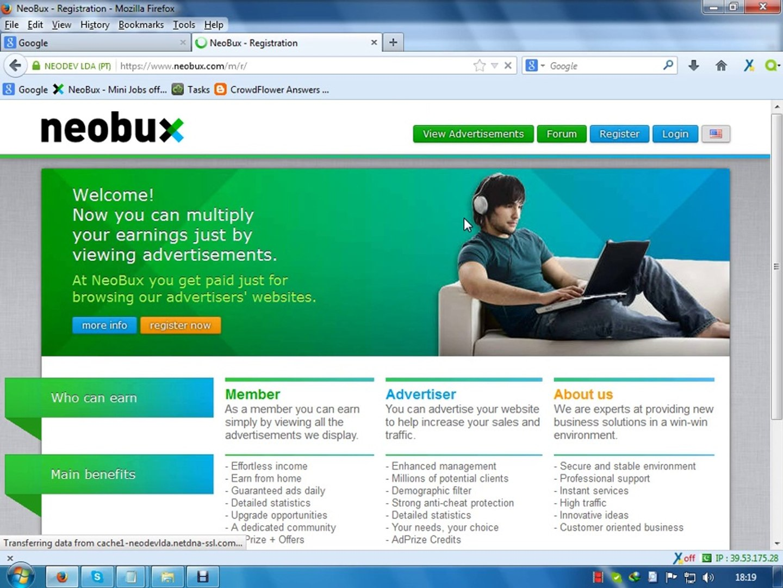 Earn Money With Ptc Sites Mini jobs Task