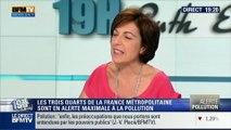 Jean-Vincent Placé: l'invité de Ruth Elkrief - 13/03