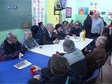Zbor slabovidih i slepih, 13  mart 2014