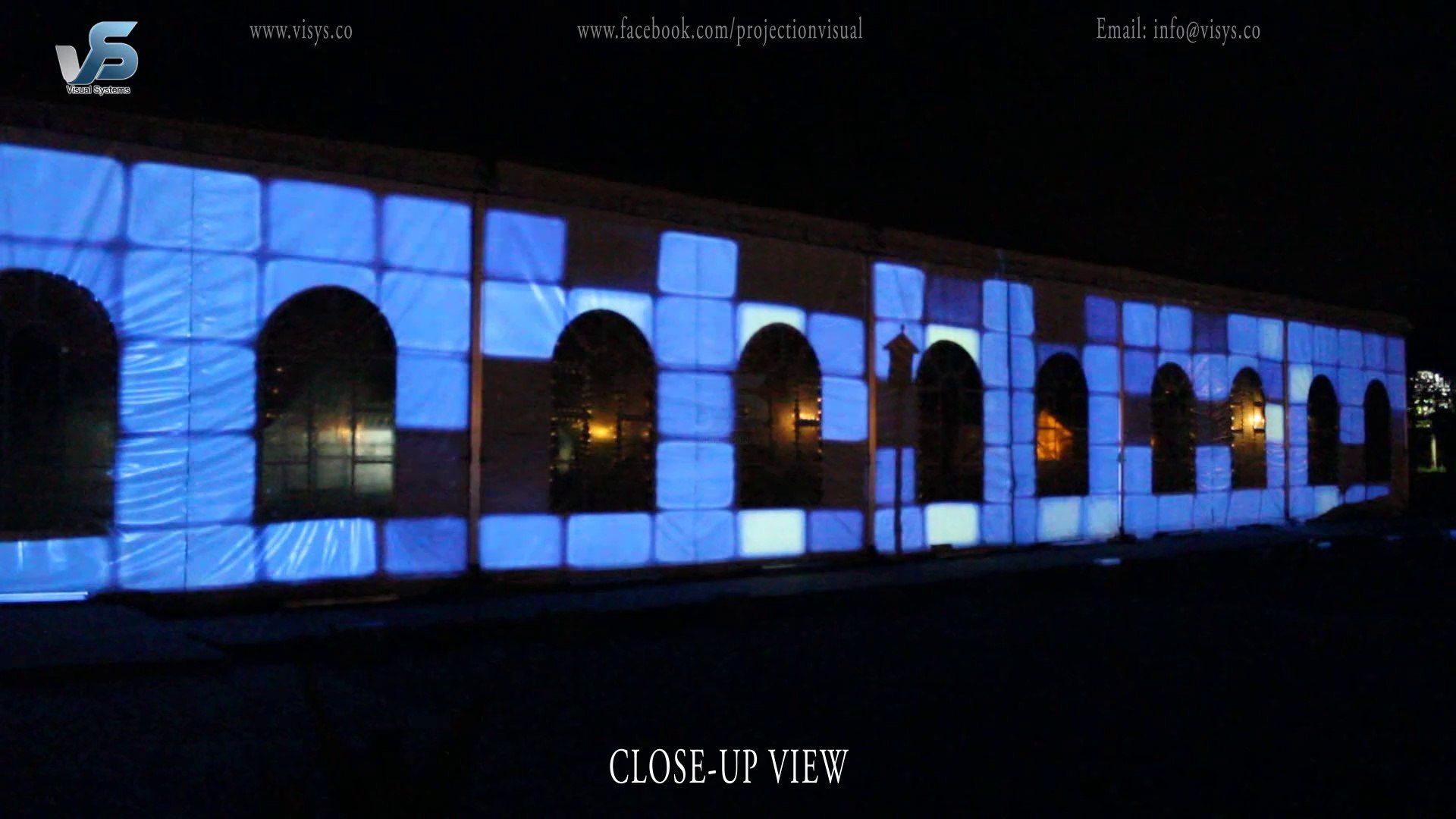 Creative Decor | Amazing Lights for Events | Latest Technology of 3D Projection Mapping Illuminating