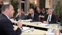 """Café-débat de Weo à Hénin-Beaumont (12/03/2014) :  Steeve Briois : """"On est là pour offrir l'alternative!"""""""