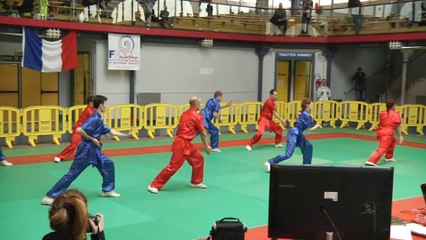 Bilan des Championnats de France de Wushu traditionnel 2014 par le Président FFWushu Hugues Deriaz