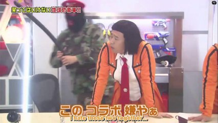 Batsu 2013 - No Laughing Earth Defence Force - Part 9