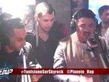 Tunisiano, Aketo et le Roi Heenok en live dans Planète Rap !