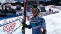 Esquí Alpino - Sejersted sufre una terrible caída