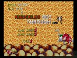 Sonic The Hedgehog 3 & Knuckles as Knuckles Lava Reef Zone