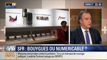 Le Soir BFM: Bouygues contre Numericable: qui mettra la main sur SFR ? - 13/03 2/5