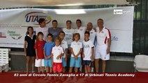 Icaro Sport. 'Circolo Tennis Romagna': 1a puntata