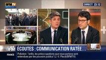 Le Soir BFM: Écoutes de Sarkozy: cacophonie au sommet de l'État - 13/03 4/5