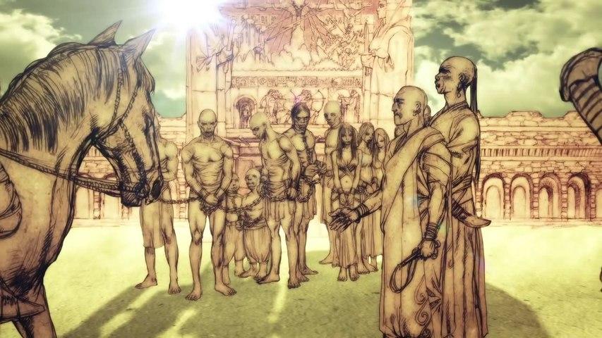 História e Tradição - Velha Ghis e a Baía dos Escravos