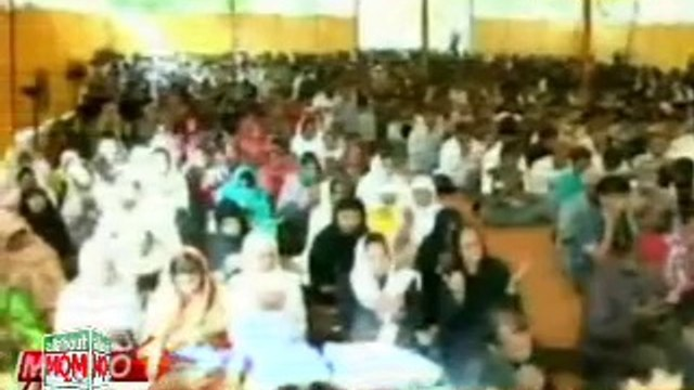 47th Death Anniversary of MQM Quaid Altaf Hussain's Father Observed at Lal Qila Ground karachi