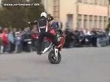 Wheeling sans roue avt !
