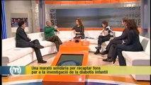 TV3 - Els Matins - Córrer la Marató de Barcelona amb fins solidaris