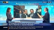 Politique Première: Le scandale des écoutes peut-il profiter à Nicolas Sarkozy ? - 14/03