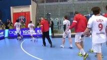 Handball - LNH- 18ème journée PSG 32-24 Saint-Raphael - 13/03/2014