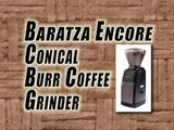 Encore Coffee Grinder By Baratza Review - Best Burr Coffee Grinder Reviews