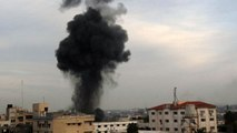 Israel launches air raids on Gaza Strip